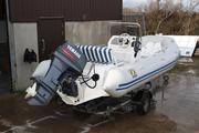 Zodiac Medline II RIB (speedboat)
