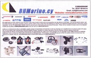 WE SELL A HUGE RANGE OF OUTBOARD ENGINES,  PARTS & INBOARD PARTS